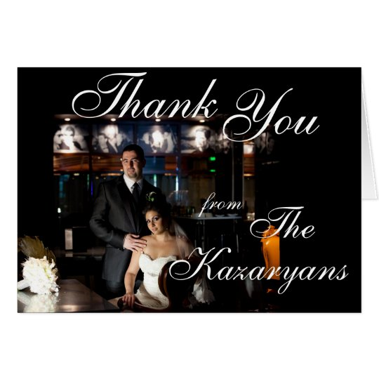 Our Thank you Cards