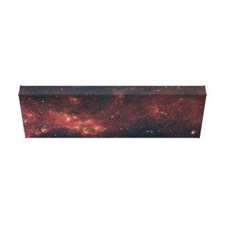 Our Universe The Cosmo Galaxy Solar System Canvas Print
