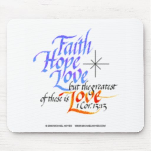 our weddind mouse pads