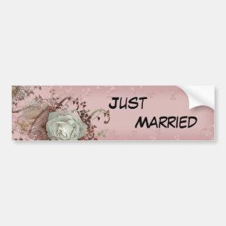 Our Wedding Bumper Sticker