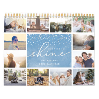 Our Year to Shine | 2018 Photo Calendar