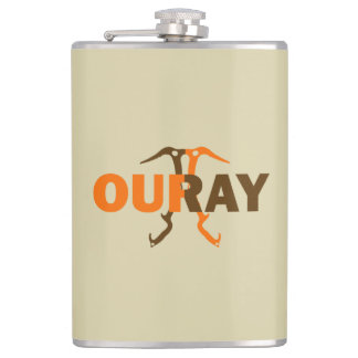 Ouray Colorado Hip Flask