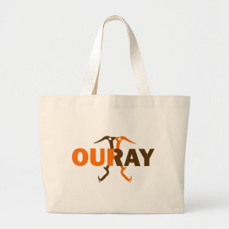 Ouray Colorado Large Tote Bag