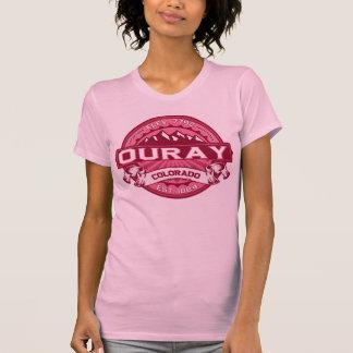 Ouray Logo Honeysuckle T-Shirt