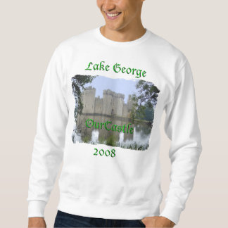 OurCastle's 2008 Lake George Sweatshirt