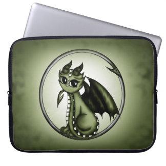 Ouroboros Dragon Computer Sleeves