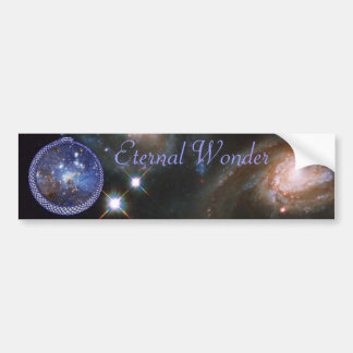 Ouroboros Galaxy - Bumper Sticker