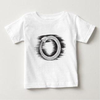 Ouroboros Revolutionary Symbol by KPC Studios Baby T-Shirt