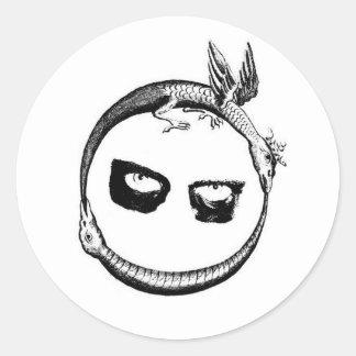 Ouroboros Sticker