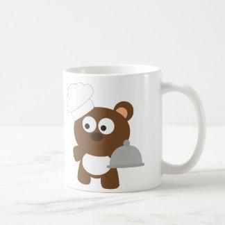 Ours de chef mug à café