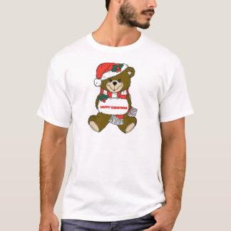 Ours de Noël heureux T-shirt