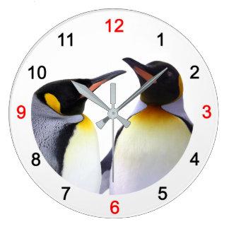 ousamapengin large clock