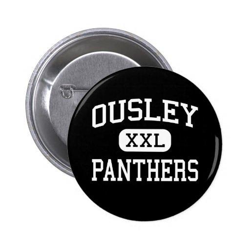Ousley - Panthers - Junior - Arlington Texas Button