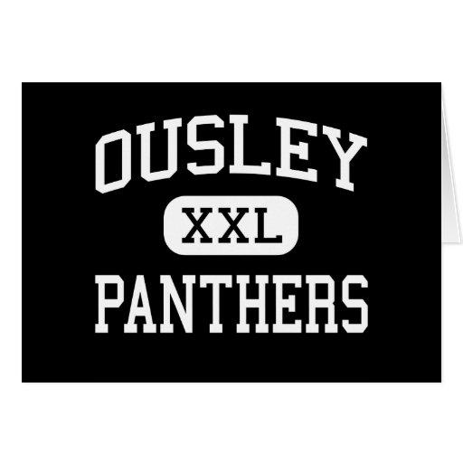 Ousley - Panthers - Junior - Arlington Texas Cards
