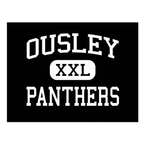 Ousley - Panthers - Junior - Arlington Texas Post Cards