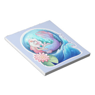 Out at Sea Notepad
