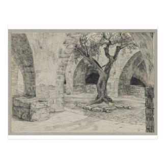 Out-building of the Armenian Convent, Jerusalem Postcard