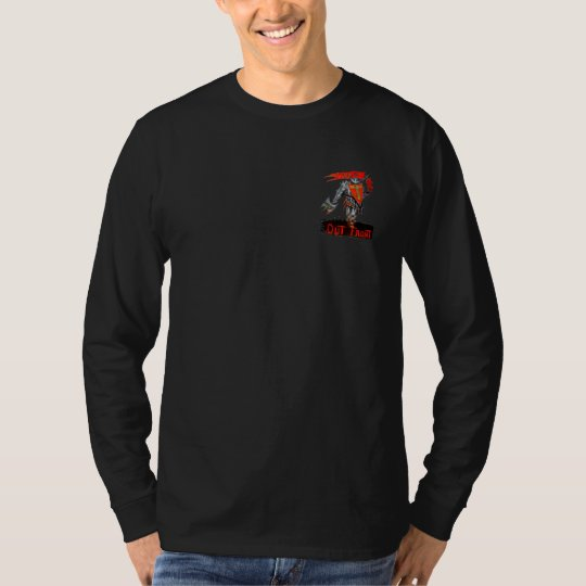 Out Front Long Sleeve T-Shirt