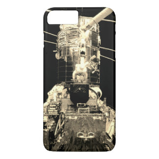 out in space sepia tone iPhone 8 plus/7 plus case