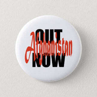 Out of Afghanistan 2 Inch Round Button