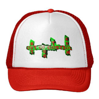 Out of Control Trucker Hat