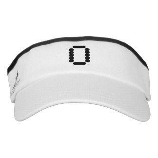 Out of Shape Fitness Headband Visor
