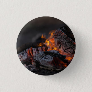 Out of the Ashes 1 Inch Round Button