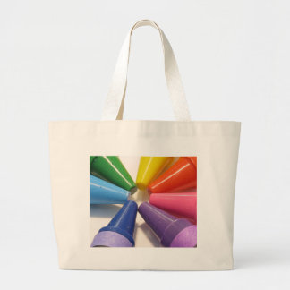 Out of the Box Large Tote Bag