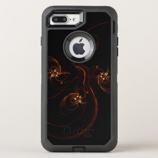 Out of the Dark Abstract Art OtterBox Defender iPhone 7 Plus Case