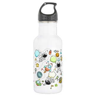 Out of this World Cutness Water Bottle