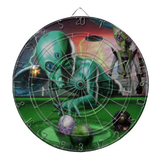 Out of This World Dart Boards