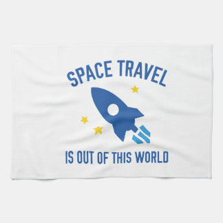 Out Of This World Hand Towels