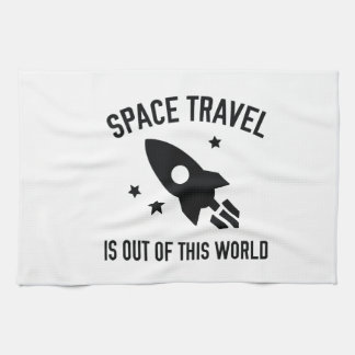 Out Of This World Towels