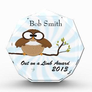Out on a Limb Award