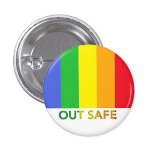 OUT SAFE button