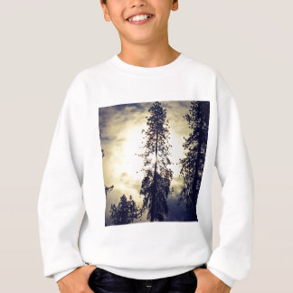 Out the kitchen window sweatshirt