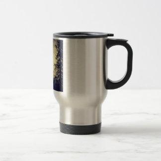 Out the kitchen window travel mug
