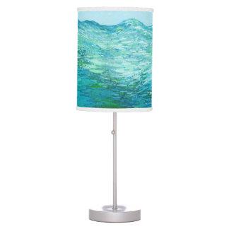 Out To Sea Ocean Wave Beach Coastal Home Lamp