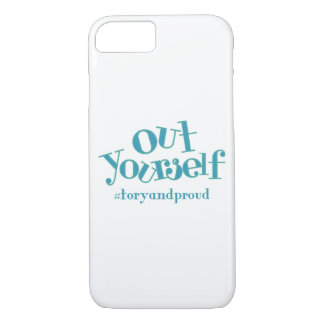 Out Yourself Case-Mate iPhone Case