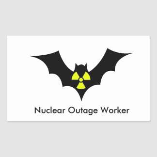 Outage Worker Sticker