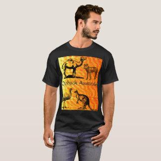 Outback australia tshirt