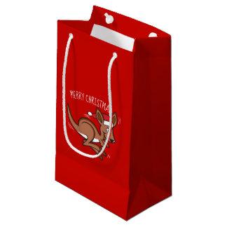 Outback Christmas Small Gift Bag