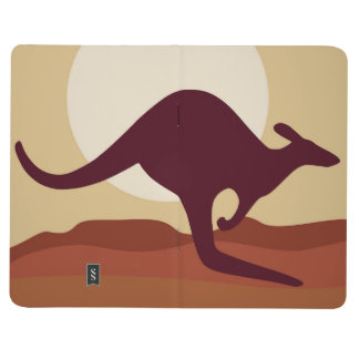 Outback kangaroo journal