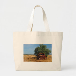 Outback truck tote bag