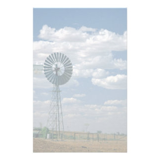 Outback windmill, South Australia Stationery