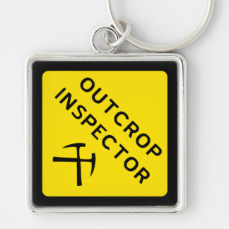 Outcrop Inspector Keychain