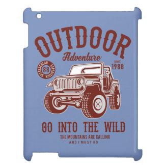 Outdoor Adventure IPAD/IPAD MINI, IPAD AIR CASE