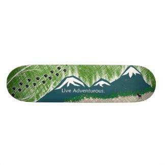 Outdoor Board Skateboard Deck