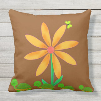Outdoor Decorative Throw Pillow