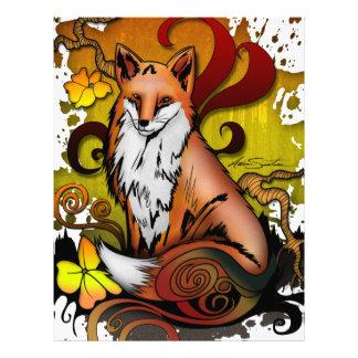 Outdoor Fox Letterhead